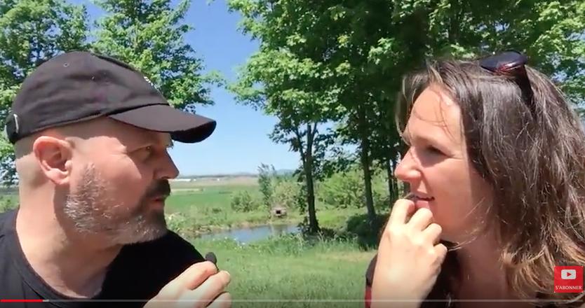 Entrevue vidéo avec Krystine St-Laurent. De infirmière à représentante à…femme d'affaires à succès!
