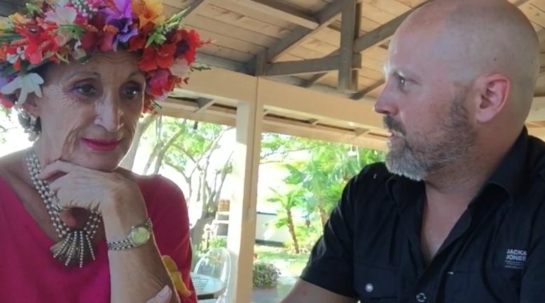 Pourquoi cette Polynésienne de 70 ans ne s'est pas suicidée dans le lagon?