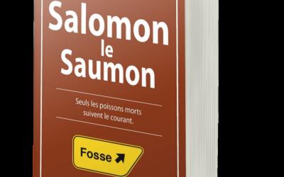 Quelques critiques de Salomon le Saumon, seuls les poissons morts suivent le courant